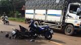2 vụ xe máy đấu đầu khiến 4 người tử vong