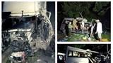 Danh tính 8 người tử vong trong vụ tai nạn giao thông tại Bình Thuận