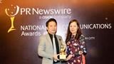 Vietjet được ghi nhận là thương hiệu Việt Nam truyền cảm hứng toàn cầu