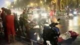 Người đàn ông tử vong trong khi đang đi xe máy trên đường