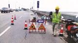 Cầu Thăng Long được sửa chữa bằng công nghệ mới nhất, đảm bảo tuổi thọ trên 10 năm