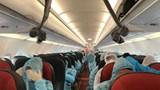 Đưa hơn 230 công dân Việt Nam từ Thái Lan về sân bay Nội Bài