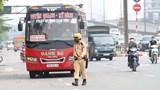 CSGT cấp huyện chính thức được tuần tra, xử phạt trên quốc lộ