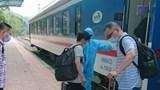Điểm đặc biệt của đoàn tàu riêng vận chuyển 56 chuyên gia Trung Quốc đến Quảng Ngãi