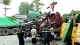 Khởi tố vụ án, tạm giữ hình sự tài xế vụ xe container đè bẹp ô tô con làm 3 người tử vong