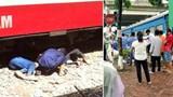 Hà Nội: Tàu hỏa tông tử vong người đàn ông đi bộ