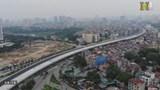 Gấp rút đẩy nhanh tiến độ cầu cạn Mai Dịch - Nam Thăng Long