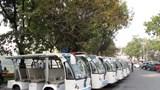 Hà Nội: Thêm 8 khu vực có thể triển khai xe điện 4 bánh vận chuyển hành khách