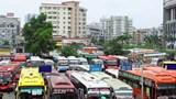 Ô tô kinh doanh vận tải chính thức được giảm phí đường bộ