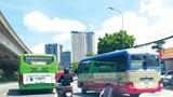 [Điểm nóng giao thông] Ngồi lì trên đường Phạm Hùng chờ khách!