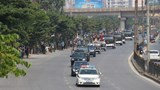 Hà Nội: Phân luồng giao thông phục vụ Lễ Quốc tang nguyên Tổng Bí thư Lê Khả Phiêu