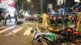 Tai nạn giao thông mới nhất hôm nay 14/8: Nữ tài xế đạp nhầm chân ga, tông 8 xe máy