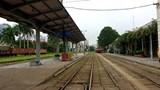 Phòng, chống dịch Covid-19: Đường sắt tạm dừng đón trả khách tại ga Hải Dương