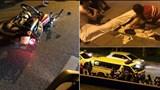 Hà Nội: Nam thanh niên đâm vào cột đèn, tử vong trên đường Yên Phụ