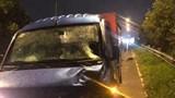Điều tra vụ tai nạn khiến cô gái đi xe máy tử vong trên Đại lộ Thăng Long