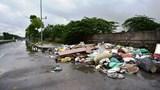 Đại lộ Chu Văn An nhếch nhác vì rác thải