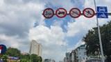 Hoàn thiện cầu vượt nút giao Nguyễn Văn Huyên - Hoàng Quốc Việt