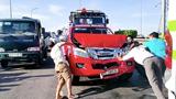 Tai nạn giao thông mới nhất hôm nay 24/8: Xe tải lật khi đổ đèo khiến 2 mẹ con tử vong
