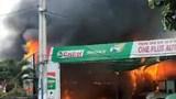Tiềm ẩn nguy cơ cháy nổ ở nhiều gara ô tô