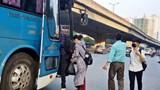 """Xác minh, xử lý """"bến"""" đón, trả khách trái phép tồn tại trên địa bàn quận Thanh Xuân"""