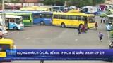Lượng khách ở các bến xe TP Hồ Chí Minh sẽ giảm mạnh dịp 2/9