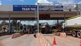 Tai nạn giao thông mới nhất hôm nay 30/8: Xe tải lao vào trạm thu phí, nhiều người may mắn thoát chết