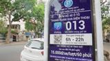 Hà Nội: Tạm dừng trông giữ xe theo mô hình iParking từ ngày mai (1/9)