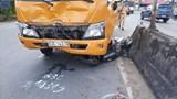 Tai nạn giao thông mới nhất hôm nay 31/8: Xe chuyển phát nhanh tông 1 phụ nữ tử vong
