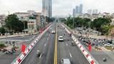 Cầu vượt nút giao Nguyễn Văn Huyên - Hoàng Quốc Việt: Xóa nút cổ chai tồn tại 23 năm