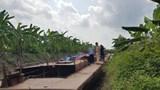 Trộm tàu thủy 180 tấn từ Thái Bình mang về Hải Dương phá dỡ