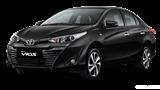 Toyota Vios thống trị thị trường ô tô Việt Nam tháng 8/2020