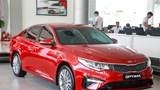Giá xe ô tô hôm nay 15/9: Kia Optima giảm 50 triệu đồng