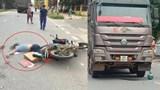 Va chạm xe tải Howo, người đàn ông đi xe máy tử vong