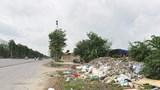 Quản lý vệ sinh môi trường trên Đại lộ Chu Văn An: Quả bóng trách nhiệm vẫn đá qua, đá lại