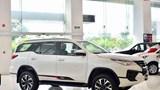 Toyota Việt Nam triệu hồi trên 33.000 xe vì lỗi ở bơm nhiên liệu