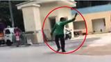 Thông tin mới nhất vụ tài xế xe ôm chém nhau ở cổng Bệnh viện E