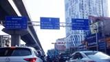 [Điểm nóng giao thông] Ngã tư Lê Trọng Tấn - Quang Trung thường xuyên ùn tắc