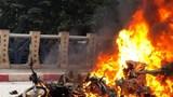 [Thông tin 114] Lưu ý để xe máy không bị cháy