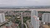 Toàn cảnh Vành đai 3 trên cao đoạn Mai Dịch - Nam Thăng Long trước ngày thông xe