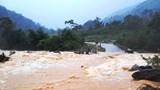 Hạ tầng giao thông thiệt hại do bão số 9