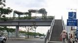 Hà Nội xây cầu vượt mới cho người đi bộ đoạn giao cắt ngã ba đường Triều Khúc