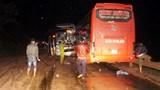 Tai nạn giao thông mới nhất hôm nay 1/11: Xe khách đâm liên hoàn, nhiều hành khách bị thương