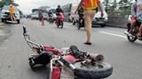 Người đàn ông bị xe khách tông chết thảm trên quốc lộ 1