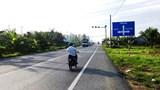 Bắt đầu phân luồng giao thông để xây trạm BOT tuyến tránh Cai Lậy