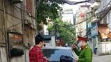 Xử lý vi phạm về trật tự an toàn giao thông, văn minh đô thị tại phố Kim Mã Thượng