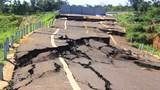 """Khởi tố kỹ sư trong vụ đường gần 250 tỷ vừa làm xong đã """"toang hoác"""" ở Gia Lai"""