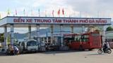Vận tải hành khách đi, đến Đà Nẵng sẽ tạm dừng từ 11 giờ hôm nay