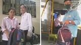 Để quên đồ trên xe buýt, người phụ nữ được trao trả tận nhà