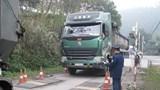 Tăng cường kiểm soát hoạt động vận tải, tải trọng dịp Tết