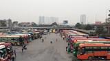 Hà Nội tăng cường 2.200 xe khách phục vụ trong dịp Tết
